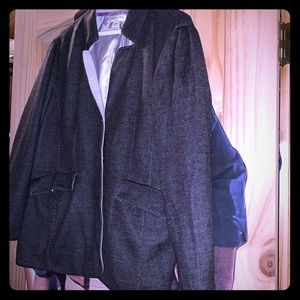 Coldwater Creek Lined Blazer PXL VERY NICE